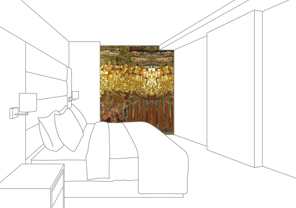 Precious Walls - Composizione 34